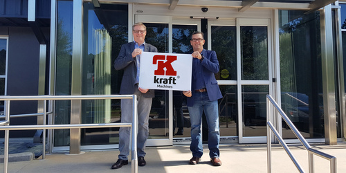 Grand Opening: Kraft Machines, Inc.