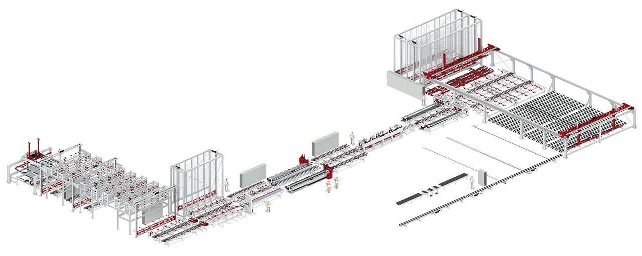 Storage and material handling systems